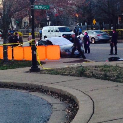 2 killed, 1 injured in triple shooting