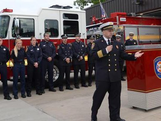 SLH Potential Fire Department Merger