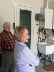 Della Oshiro and Donald Bahnck of Berkeley thought they would get a $900 rebate for their combination gas boiler and water heater, but they only got $300.