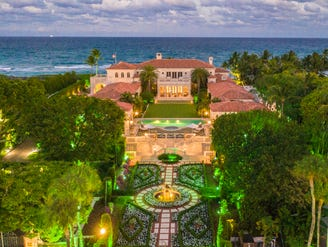 Dream home: This is what a $135 million Palm Beach mansion looks like