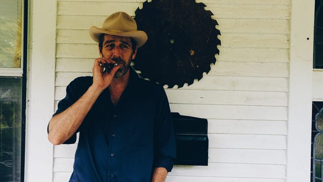 """Singer-songwriter Harlan T. Bobo marks the release of his fourth album, """"A History of Violence"""" this week."""