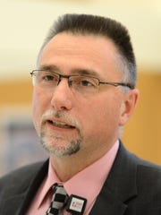 Tim Deacy, Department of Veterans Affairs' Milo C. Huempfner VA Outpatient Clinic administrator
