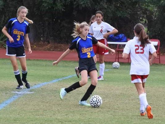 Village School soccer