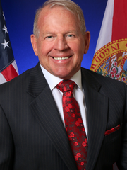 Mike McCalister, candidate for agriculture commissioner in 2018