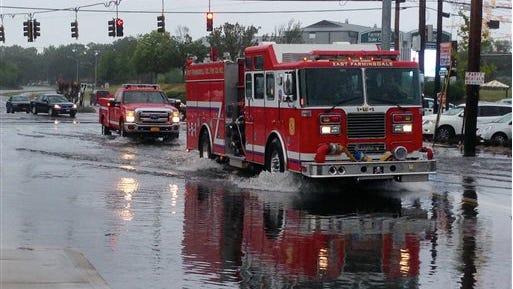 Long Island flooding
