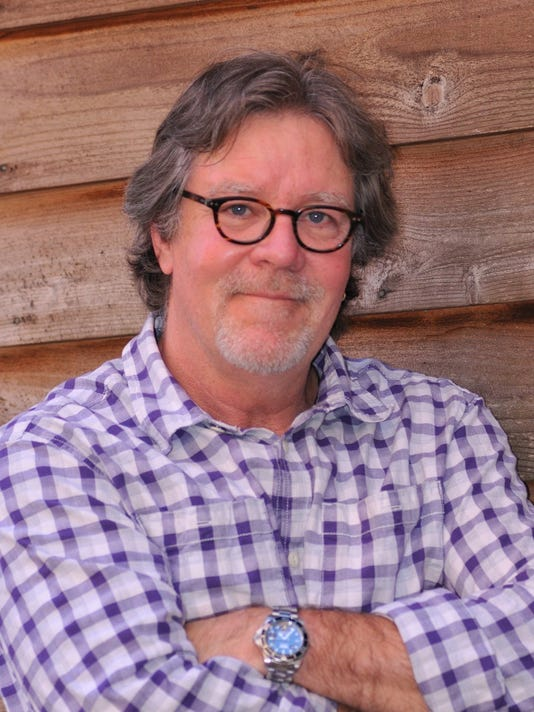 Author David Brill