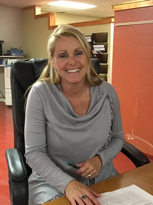 Julie Gilliland, a leader of the Church out of Church, discusses a challenge loan that will help the church finish its River Crossing Event Center.