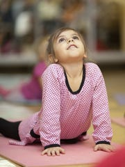 Yoga can be practiced by children as young as preschooler