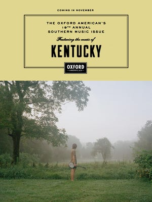 Oxford American's 2017 music issue will focus on Kentucky.