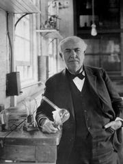 You wouldn't catch Thomas Edison napping. But if you did, you'd probably see some of his best work