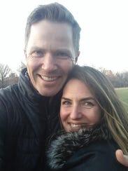 Jenn DuBrul and fiance Derek Foster live in Tuxedo