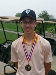 Jake Shue, Northeastern High School golf