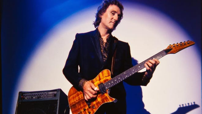 Denny Laine will be in concert on Saturday, his first trip back to Lebanon since the 1970s when he and his former Wings bandmates, including Paul McCartney, visited to write music.