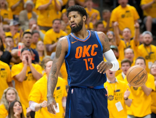 NBA rumors: Paul George opts out; Kawhi Leonard on trading block