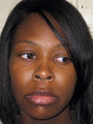 Dana L. Johnson, 36, in a 2009 booking photo.