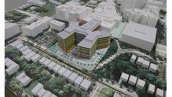 The expansion of Cincinnati Children's Hospital Medical