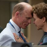 """Ed Harris and Annette Bening star in """"The Face of Love."""""""