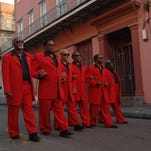 The Blind Boys of Alabama  performs Sunday in South Orange.