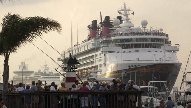 The Disney Wonder will undergo major upgrades from now through Oct. 23. It is scheduled return to Port Canaveral in January.