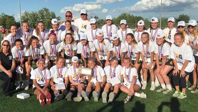 The Honeoye Falls-Lima girls lacrosse program has won six straight Section V Class C titles and nine in the past 10 years.