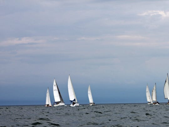 On June 16, sailors from the Manitowoc and Maritime yacht clubs raced in the first-ever Chili Cup Sailing Rally on Lake Michigan.