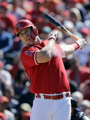 Mike Trout is nearing a deal with the Los Angeles Angels that reportedly would pay him $432 million over 12 years.