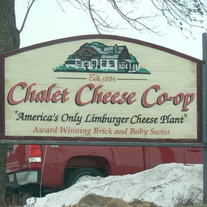 Chalet Cheese Co-op: The one and only
