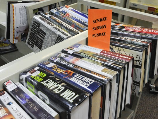 Three East Central Indiana public libraries have been