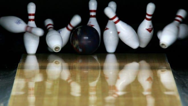 Bowling kicks up in Pensacola.
