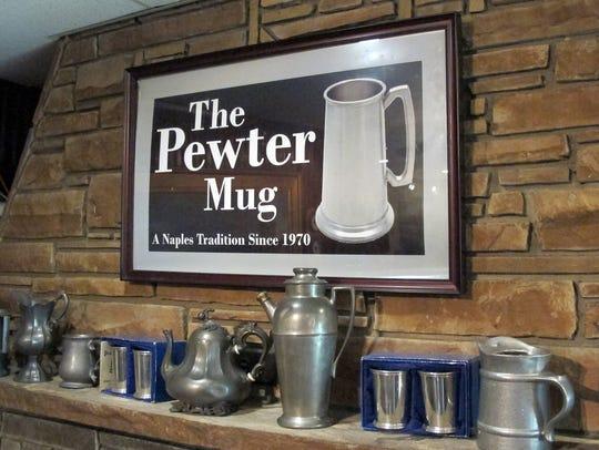 The Pewter Mug, a local dining landmark since 1970,
