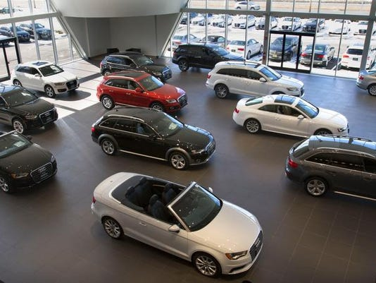 Biggest Audi Dealer In US Opens In Freehold Township - Audi freehold