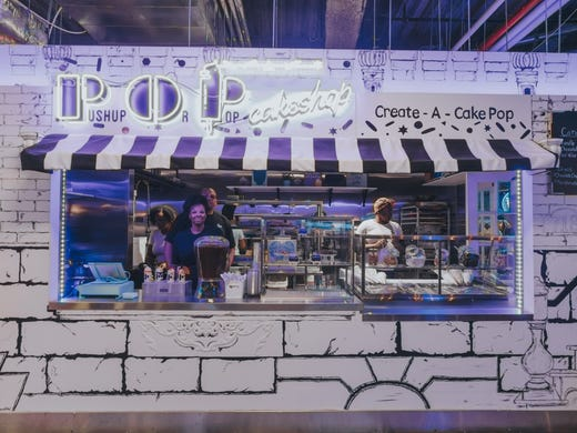 Pop Cake Shop Dekalb Market