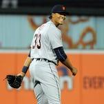 Orioles 7, Tigers 5