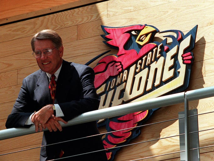 Gary Thompson was part of the first class of Iowa State's