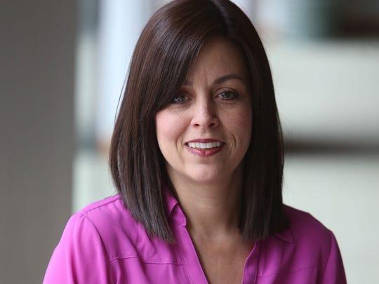 UAW Vice President Cindy Estrada