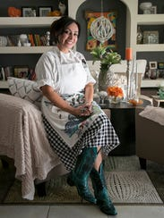 Gloria Cabral-Jordan is the chef-owner of La Trattoria Cafe Napoli and Mermaid Garden Cafe in south Fort Myers.