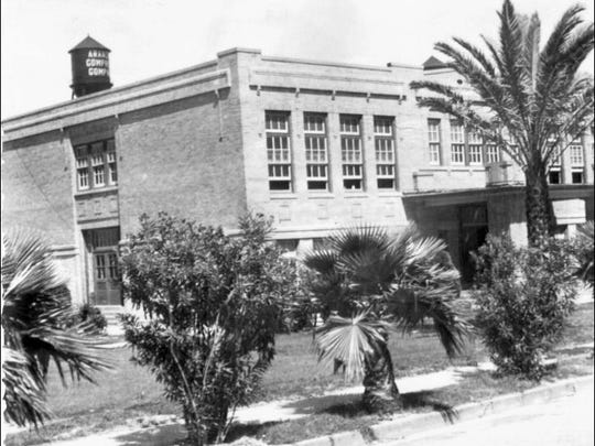 David Hirsch Elementary, built in 1912 and closed in 1962, was located on North Water Street at the rear of where the Museum of Science and History is today.