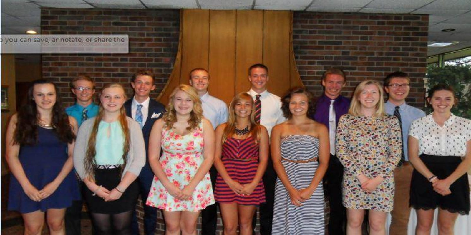Gold Medal Banquet honors 91 Ross students