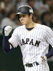 Shohei Otani has excelled as both a starting pitcher and a hitter in his native Japan. The Mariners have indicated they intend to pursue him if he leaves Japan to sign with a Major League Baseball team after this season, as expected.