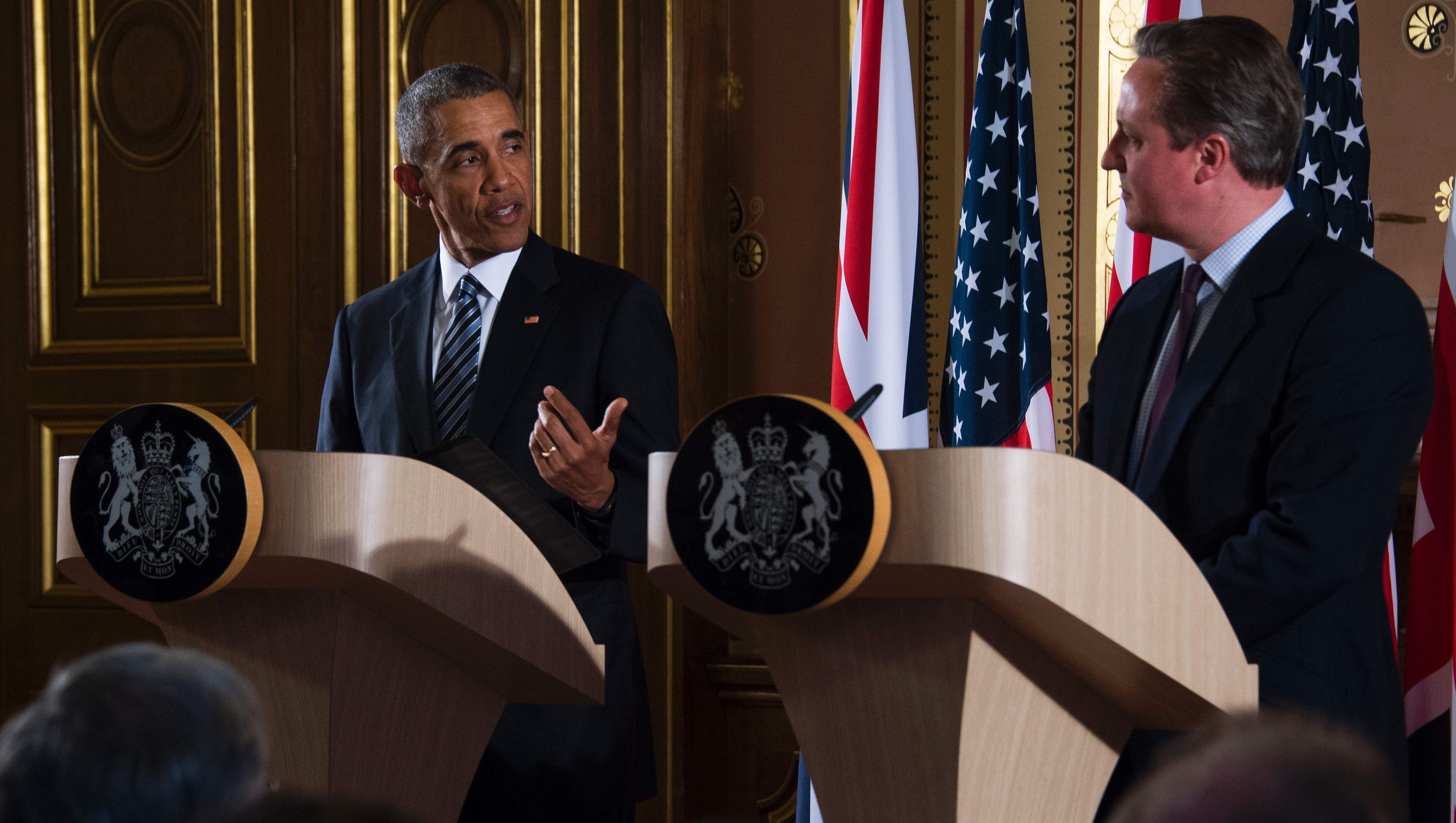 Obama Gives U K 39 Friendly 39 Advice Stay In The European Union