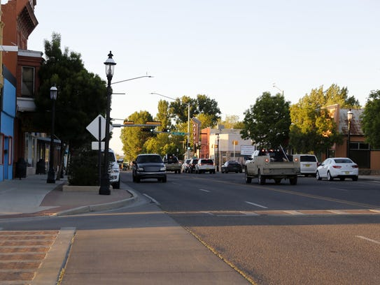 City officials are looking for ways to revitalize downtown Aztec and the surrounding neighborhoods.