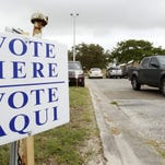 Find out where to vote in Nueces County