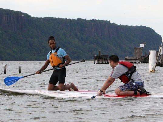 Yonkers kayaking - On The Water