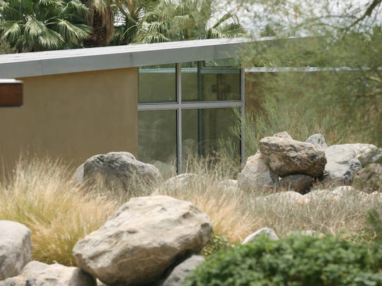 The Loewyy House in Palm Springs.