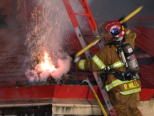 Springfield Township's fire levy renewal would allow