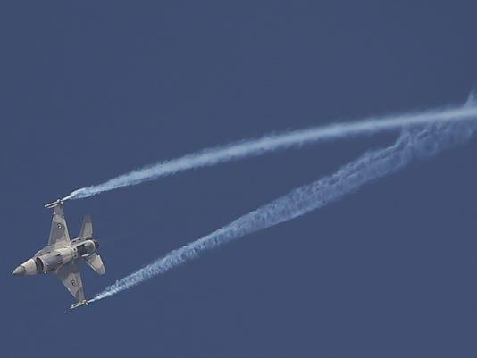 AP DUBAI AIR SHOW I ARE