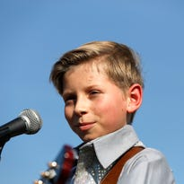 The viral yodeling kid was at a Louisville Walmart - take a look