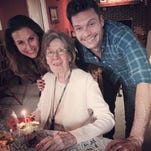 Ryan Seacrest posted this Instagram with his grandmother in June 2014.