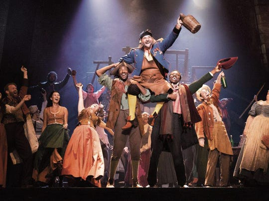 "Beloved musical ""Les Miserables"" will be at Wharton Nov. 12-17."
