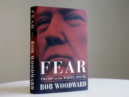 Trump vs Woodward